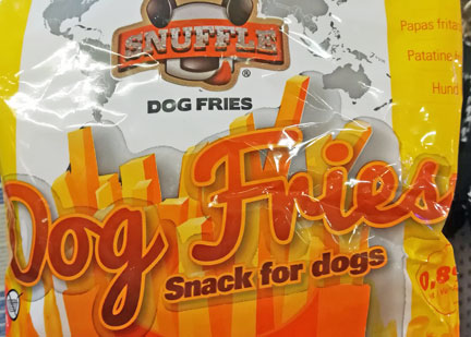 Dog Fries
